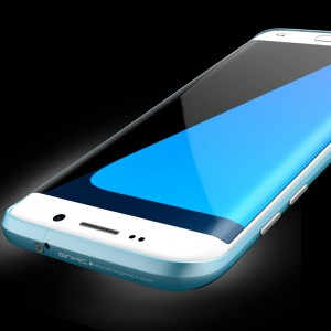 Металлический усиленный бампер сборного типа для Samsung Galaxy S7 Edge