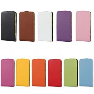 Чехол вертикальная книжка на пластиковой основе для Nokia Lumia 625