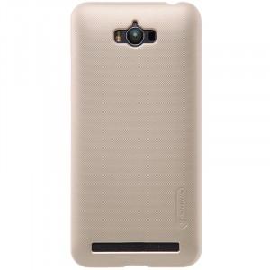 Пластиковый матовый нескользящий премиум чехол для ASUS ZenFone Max
