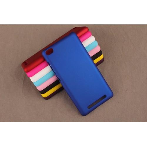 Пластиковый матовый непрозрачный чехол для Xiaomi RedMi 3