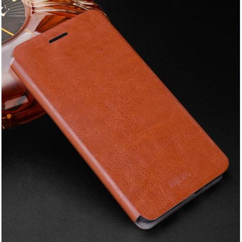 Водоотталкивающий чехол флип подставка на силиконовой основе для Xiaomi RedMi 3