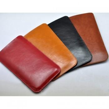 Кожаный вощеный мешок для Xiaomi RedMi 3