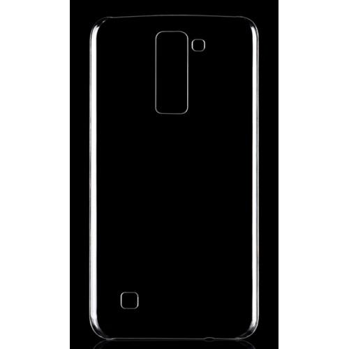 Силиконовый транспарентный чехол для LG K7