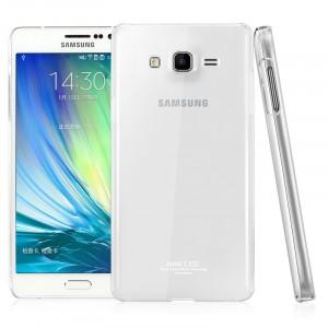 Пластиковый транспарентный чехол для Samsung Galaxy J3 (2016)