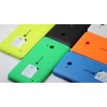 Оригинальная встраиваемая пластиковая сменная крышка для Microsoft Lumia 640