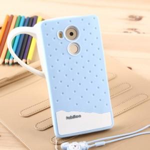 Силиконовый дизайнерский фигурный чехол для Huawei Mate 8