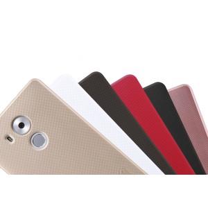 Пластиковый матовый нескользящий премиум чехол для Huawei Mate 8
