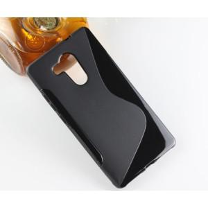 Силиконовый S чехол для Huawei Mate 8 Черный