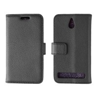 Чехол портмоне-подставка для LG Optimus G2 mini Черный