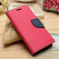 Текстурный чехол портмоне подставка на силиконовой основе с дизайнерской застежкой для ASUS Zenfone 2 Laser 5.5 Пурпурный