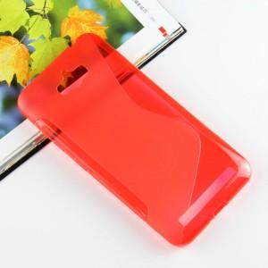 Силиконовый S чехол для ASUS ZenFone Max
