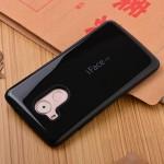 Силиконовый эргономичный непрозрачный чехол с нескользящими гранями для Huawei Mate 8
