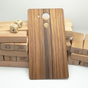 Клеевая натуральная деревянная накладка для Huawei Mate 8