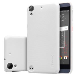 Пластиковый матовый нескользящий премиум чехол для HTC Desire 530/630