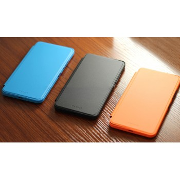 Оригинальный встраиваемый чехол флип с отделением для карт для Microsoft Lumia 640