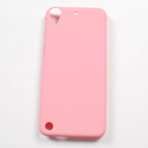 Пластиковый матовый непрозрачный чехол для HTC Desire 530/630
