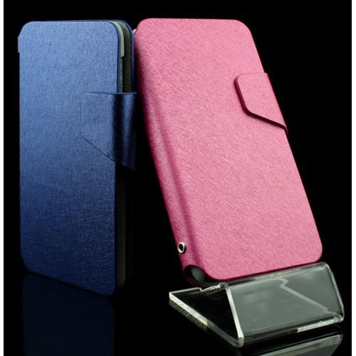 Чехол флип подставка с затежкой для Sony Xperia E1