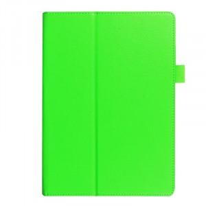 Чехол подставка с рамочной защитой экрана для Huawei MediaPad M2 10 Зеленый