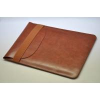 Кожаный вощеный мешок для Ipad Pro 9.7 Коричневый