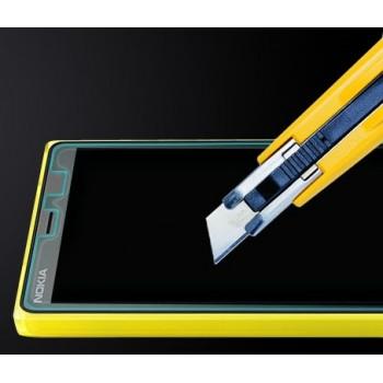 Ультратонкое износоустойчивое сколостойкое олеофобное защитное стекло-пленка для Nokia X2