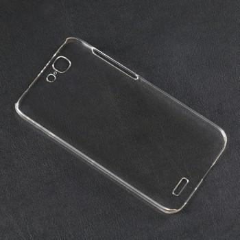 Пластиковый транспарентный чехол для Huawei Ascend G7