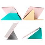Чехол подставка серия Origami на полупрозрачной поликарбонатной основе для Ipad Pro 9.7