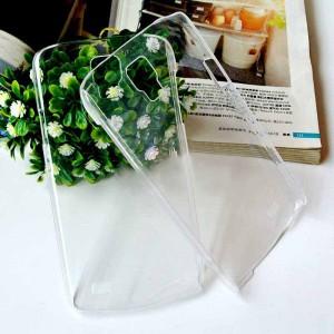 Пластиковый транспарентный чехол для Samsung Galaxy S4 Active