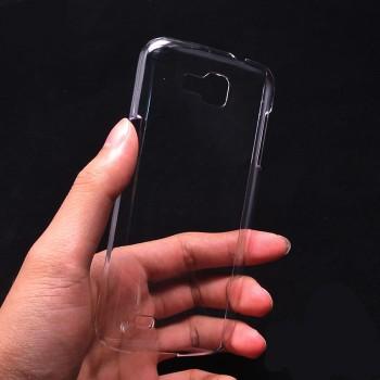Пластиковый транспарентный чехол для Samsung Galaxy Premier