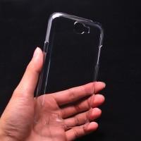 Пластиковый транспарентный чехол для Samsung Galaxy Note 2