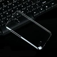 Пластиковый транспарентный чехол для Alcatel One Touch Pop 2 (5) Premium
