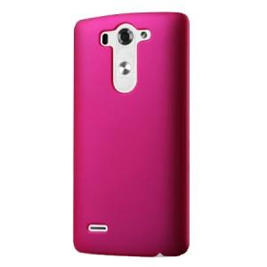 Пластиковый чехол серия Metallic для LG G3 S
