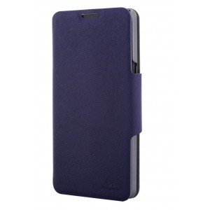 Чехол флип с магнитной защелкой для Alcatel One Touch Idol X (6040x 6040d)