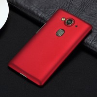 Пластиковый чехол для Acer Liquid E3 Красный
