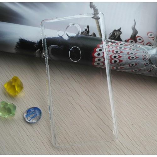 Пластиковый транспарентный чехол для Acer Liquid E3