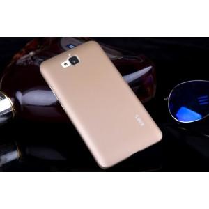 Пластиковый матовый непрозрачный чехол для Huawei Honor 4C Pro