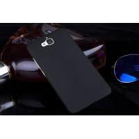 Пластиковый матовый непрозрачный чехол для Huawei Honor 4C Pro Черный