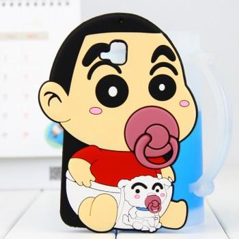 Силиконовый дизайнерский фигурный чехол для Huawei Honor 4C Pro