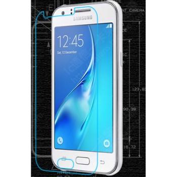 Ультратонкое износоустойчивое сколостойкое олеофобное защитное стекло-пленка для Samsung Galaxy J1 mini (2016)/J1 mini Prime (2016)