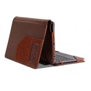 Чехол подставка с рамочной защитой и защитой клавиатуры серия Complete Protect для Transformer Pad Infinity TF700/TF701 Коричневый
