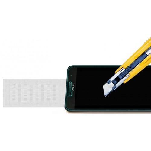 Ультратонкое износоустойчивое сколостойкое олеофобное защитное стекло-пленка для ASUS Zenfone 6