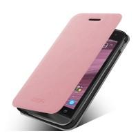 Чехол флип-подставка водоотталкивающий для ASUS Zenfone 4 (A400CG) Розовый