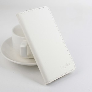 Чехол портмоне подставка на клеевой основе с магнитной застежкой для Umi Iron Pro