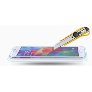 Ультратонкое износоустойчивое сколостойкое олеофобное защитное стекло-пленка для Samsung Galaxy S5
