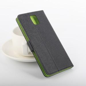 Текстурный чехол портмоне подставка на клеевой основе с магнитной застежкой для Umi Rome