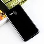 Силиконовый матовый полупрозрачный чехол для Alcatel One Touch POP 3 5.5