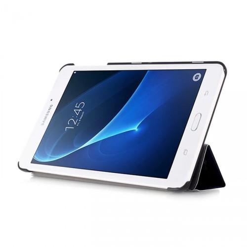 Принтованный чехол флип подставка сегментарный для Samsung Galaxy Tab A 7 (2016)