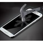 Ультратонкое износоустойчивое сколостойкое олеофобное защитное стекло-пленка для Samsung Galaxy Win