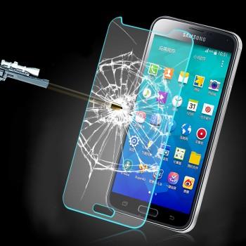 Ультратонкое износоустойчивое сколостойкое олеофобное защитное стекло-пленка для Samsung Galaxy S5 Mini