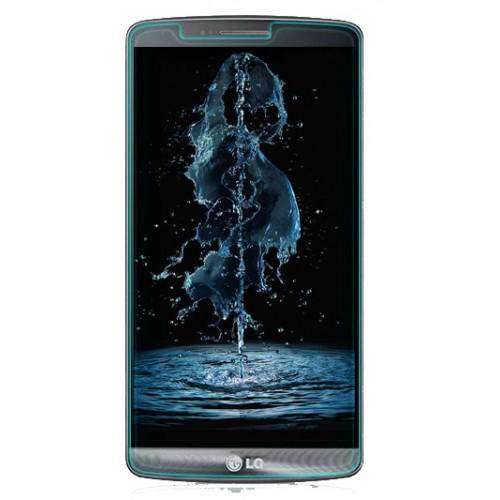 Ультратонкое износоустойчивое сколостойкое олеофобное защитное стекло-пленка для LG G3