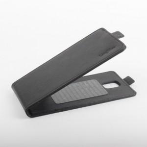 Клеевой чехол вертикальная книжка с магнитной застежкой для ZTE Blade L4